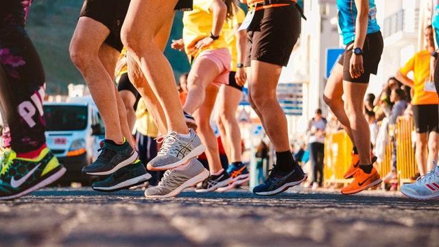 Löpartävlingar i Sverige